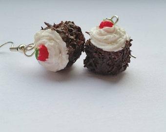 """Earrings """"merveilleux"""" - Couleur-lavande jewelry"""