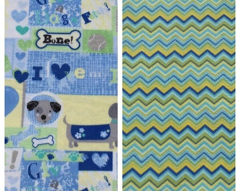 Fleece Medium Dog Blanket(D227)
