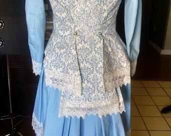 Victorian Walking Suit - 3 piece