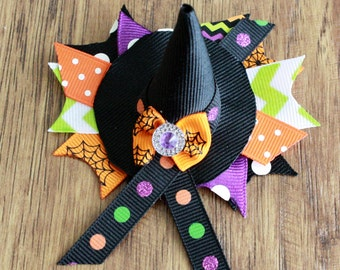 Witch Hat Bow Sculpture
