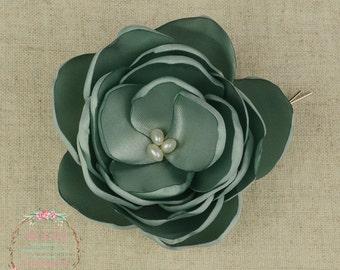 Pistachio Wedding - Pistachio Flowergirl - Pistachio Bridesmaid - Pistachio Accessory - Pistachio Hair Clip - Pistachio Brooch - Pistachio