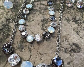 Magnifcent swarovski Jewelery set