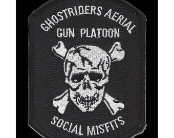 160th SOAR Ghostriders Velcro Patch