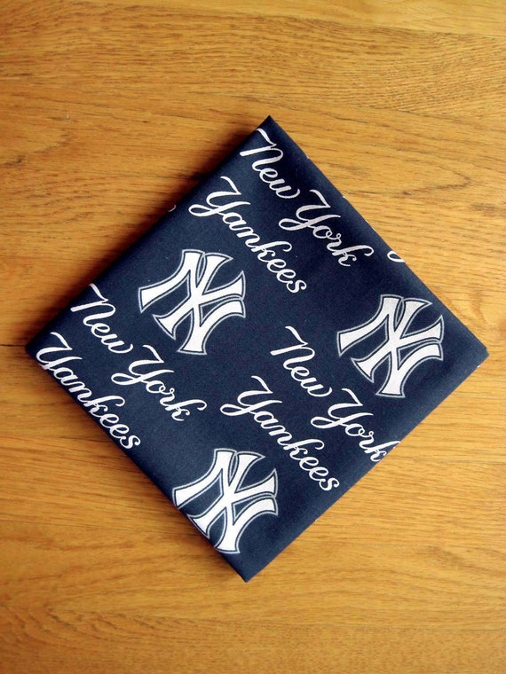 Sports Bandanas Handmade From New York Yankees 100 Cotton