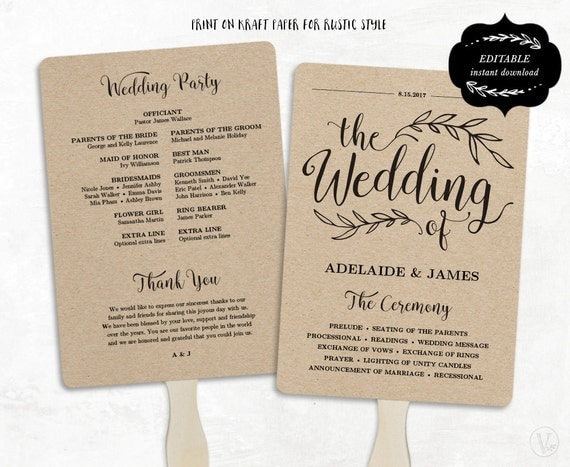 Lucrative image intended for printable wedding program