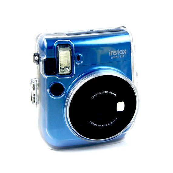 Fujifilm instax mini 70 camera case crystal clear by for Housse instax mini 70