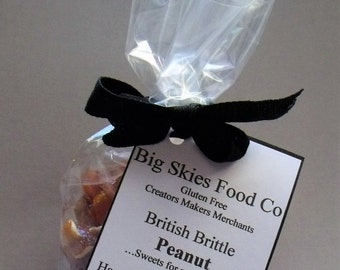 Traditional Peanut Brittle