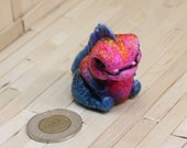 Resin Figurine, Hand-made, Custom, Limited Edition, Monster, Collectible