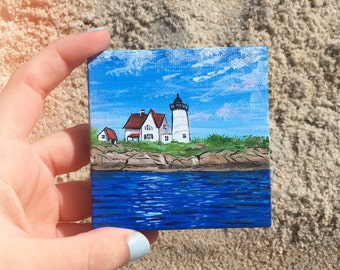 Little Nubble Lighthouse