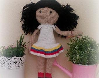 Plains doll