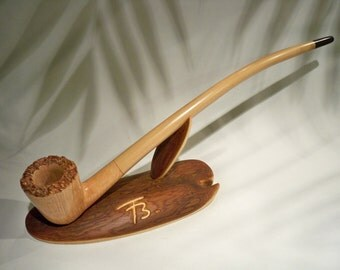 25% OFF!!!! Wooden pipe, briar wood, smoking pipe, tobacco pipe