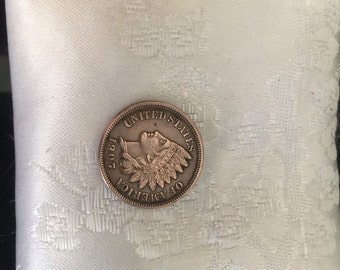 Beautiful 1907 indian head penny
