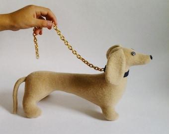 Dachshund pattern, Dog  dachshund pattern, Dachshund sewing pattern, Stuffed dachshund pattern, dog pattern, Toy pattern, Sewing pattern