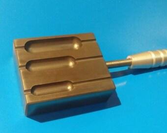 MARVER-tube  lampworking, lampworking tool,