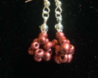 misfit earrings