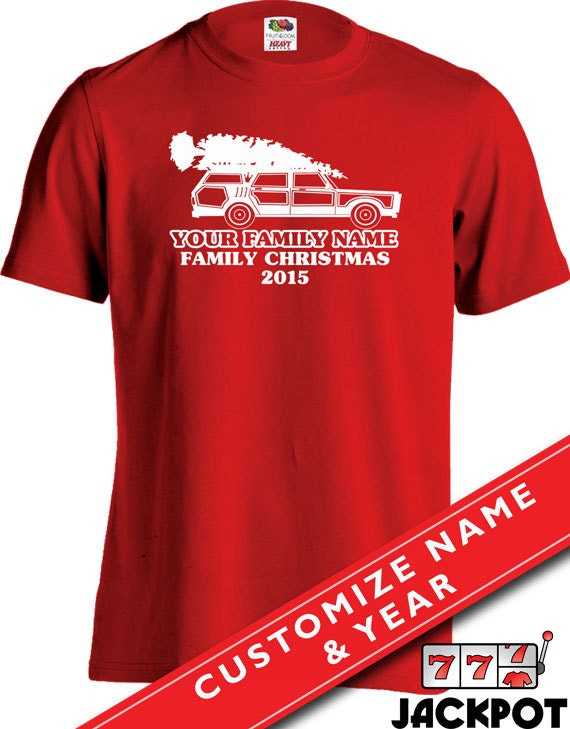 Christmas Vacation T Shirt Custom Griswold Family Christmas