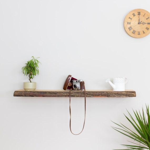 schwebende regal 200mm tief im bellen eingefasst massiver. Black Bedroom Furniture Sets. Home Design Ideas