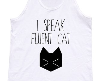 Cat Tank Cat Shirt Kitten Tank Cat Tshirt Cat Top Cat T Shirt Funny Cat Shirt Cat Lover Gift For Cat Lover Gift Cat T-Shirt Cat Tee