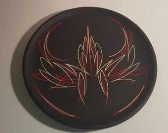 Hot Rod Pinstriping Art