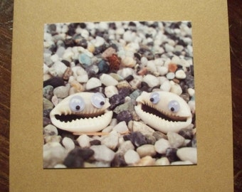 Photo Note Cards-Set of 6 - Blank Inside