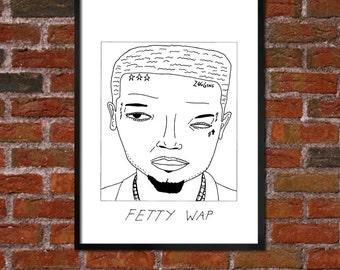 Fetty wap | Etsy