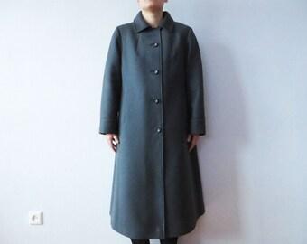 Military style coat | Etsy