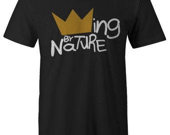 Men's King by Nature Tee