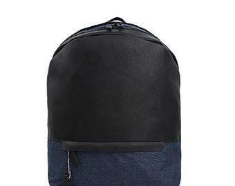 Chic and Classy Backpack (Navy)