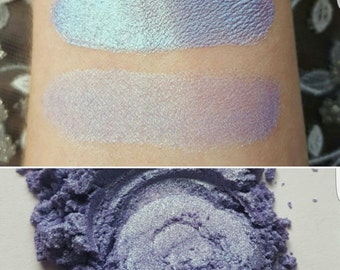 Ariel - Violet-Green Shift, Mineral Eyeshadow, Mineral Makeup, Pressed or Loose