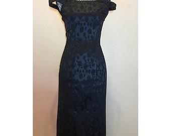 Vintage Black Dress/ Little Black Dress