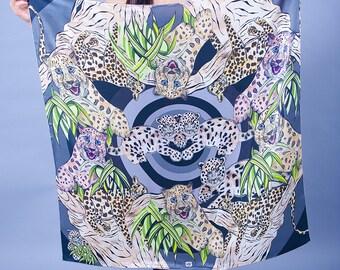 Amur Leopard Etsy