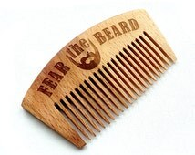 Combs Beard comb Wooden Comb for beard Gifts for dad Gifts for him Gifts for boyfriend Valentine gifts for him Gifts for husband