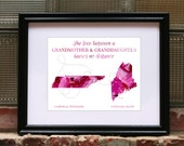 Gift for Grandmother Gift Personalized Grandmother Gifts Grandmother Birthday Gift Grandmother Granddaughter