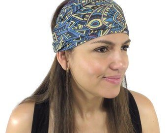 Buy 2 Get 15% Off, Boho Headband, Yoga Headband, Fitness Headband, Women Headband, Turban, Running Head Wrap, Women Hair Accessories, W04