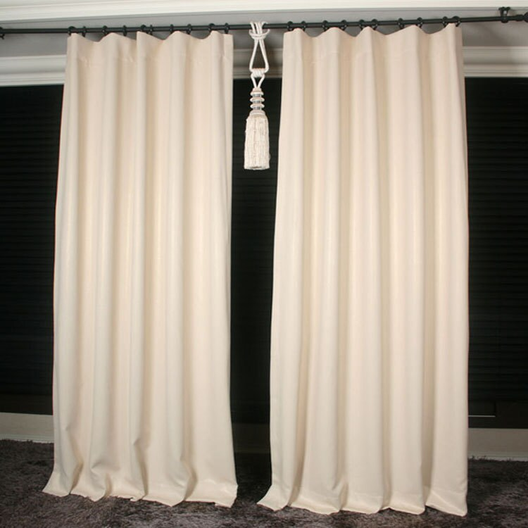Gold Glitter Accent Cream Blackout Curtain Nursery Curtains. Gallery Photo  Gallery Photo Gallery Photo ...