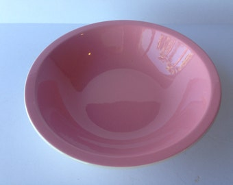 Mikasa Three Pink Pastelle Mikasa Bowls D6100 Soup / Salad Bowls
