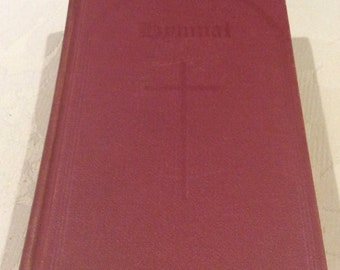 The Hymnal of The Protestant Episcopal  Church in The United  States Of America - 1940, Red Hymnal, Christian hymnal, Church Hymnal,