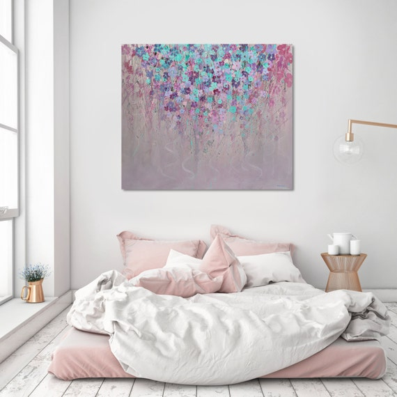 Abstract Painting Large Wall Art Acrylic Painting Abstract Canvas Art