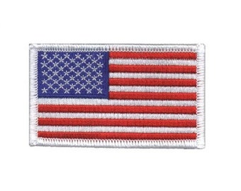 American Flag Patch - United States of America USA