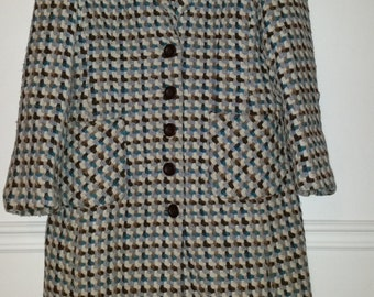 Winter coat Vintage 1950-1960