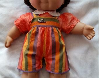 Vintage 1980's Zapf Creation Sauerkraut Bunch Doll Original Outfit. Vintage Sauerkraut Bunch Doll By Zapf Creation. Zapf Creation Doll
