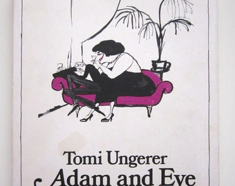 Adam and Eve, Tomi Ungerer