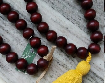 Big Boho Tassel Necklace