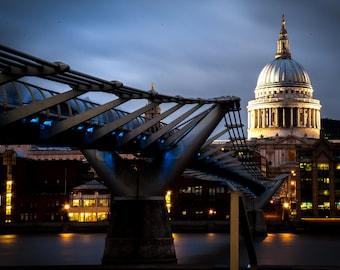 London Photo - London Wall Art, London Print, London Picture - London Photography Print