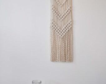 Macrame Wall Hanging - Vee