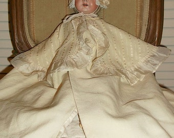 Antique Doll Cape