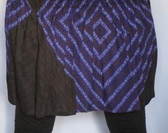 Spring Mini Skirt / Spring Mini Skirt