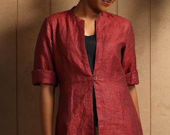 Cannanor Linen Jacket