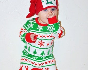 Christmas pajamas | Etsy