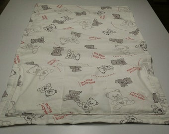 Diaper blanket, diaper changing pad